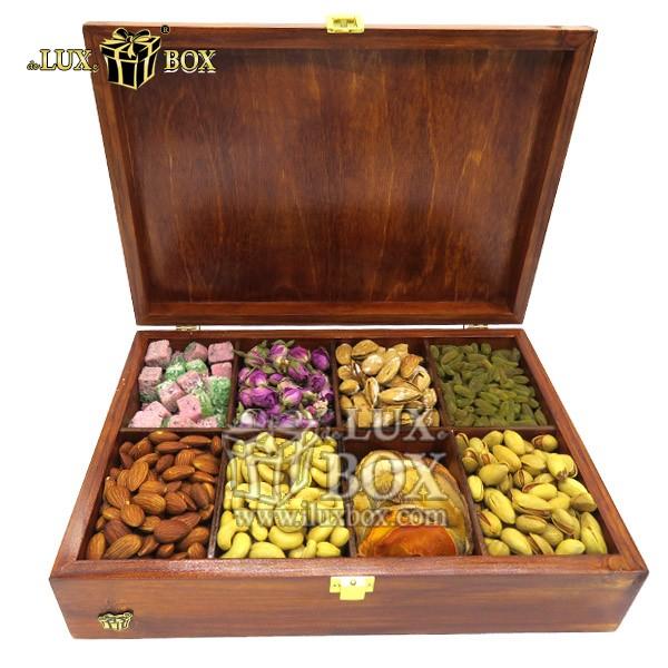 باکس چوبی آجیل ،بسته بندی چوبی آجیل و خشکبار ، جعبه چوبی آجیل ،جعبه پذیرایی آجیل و خشکبار ،جعبه کادویی آجیل،جعبه آجیل کادویی،جعبه لوکس،جعبه پذیرایی آجیل و خشکبار لوکس باکس ، جعبه چوبی پذیرایی آجیل و خ