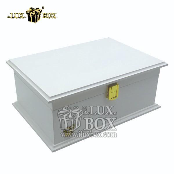جعبه نفیس آجیل خشکبار پذیرایی چوبی لوکس باکس  کد LB 272 _ W , لوکس باکس،جعبه ، جعبه آجیل، جعبه آجیل و خشکبار،آجیل، خشکبار،بسته بندی آجیل،جعبه ارزان،جعبه ارزان آجیل، جعبه چوبی ارزان،آجیل کادویی، جعبه آجیل کادویی،