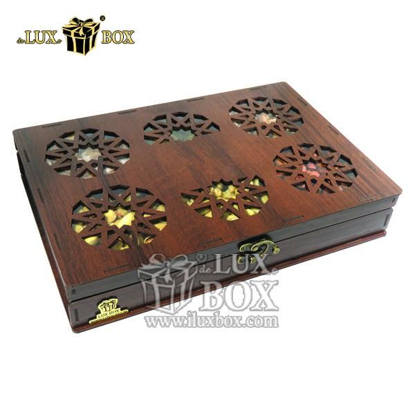 جعبه چوبی پذیرایی آجیل و خشکبار لوکس باکس کد LB016 , لوکس باکس،جعبه ، جعبه آجیل، جعبه آجیل و خشکبار،آجیل، خشکبار،بسته بندی آجیل،جعبه ارزان،جعبه ارزان آجیل، جعبه چوبی ارزان،آجیل کادویی، جعبه آجیل کادویی،
