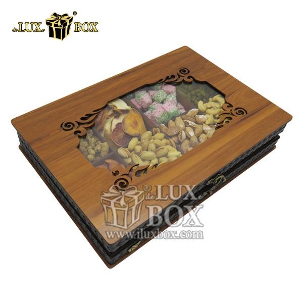 باکس چوبی آجیل و خشکبار ،جعبه پذیرایی چوبی ،جعبه چوبی خشکبار ،بسته بندی لوکس آجیل و خشکبار ،باکس آجیل،بسته بندی چوبی آجیل،باکس آجیل،جعبه پذیرایی آجیل و خشکبار لوکس باکس ، جعبه آجیل خشکبار پذیرایی چرم