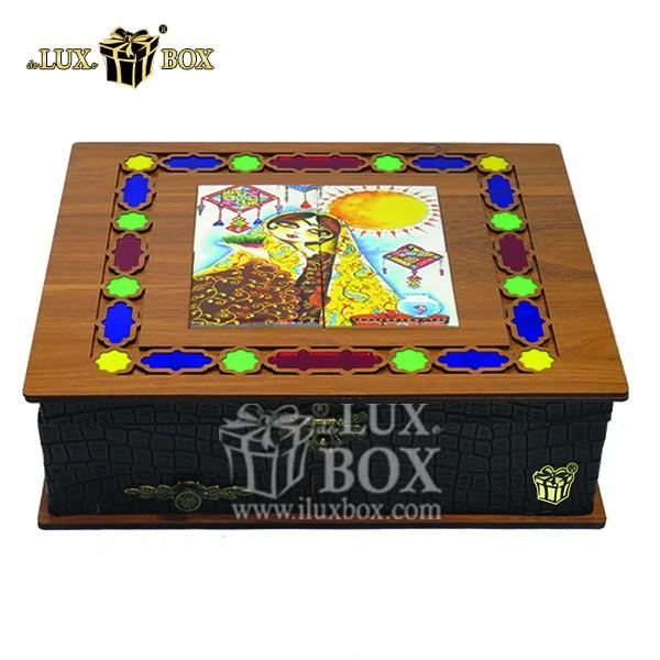 جعبه دمنوش پذیرایی چای کیسه ای تی بگ  چرم چوبی لوکس باکس کد LB16 مدل کشو دار , جعبه ، جعبه چوبی ، جعبه دمنوش ،جعبه پذیرایی دمنوش، جعبه چوبی پذیرایی ،جعبه پذیرایی ، جعبه ارزان دمنوش،جعبه پذیرایی و دمنوش
