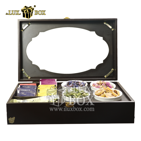 جعبه ، جعبه چوبی ، جعبه دمنوش ،جعبه پذیرایی دمنوش، جعبه چوبی پذیرایی ،جعبه پذیرایی ، جعبه ، جعبه لوکس ، جعبه خاص ،جعبه کادویی دمنوش