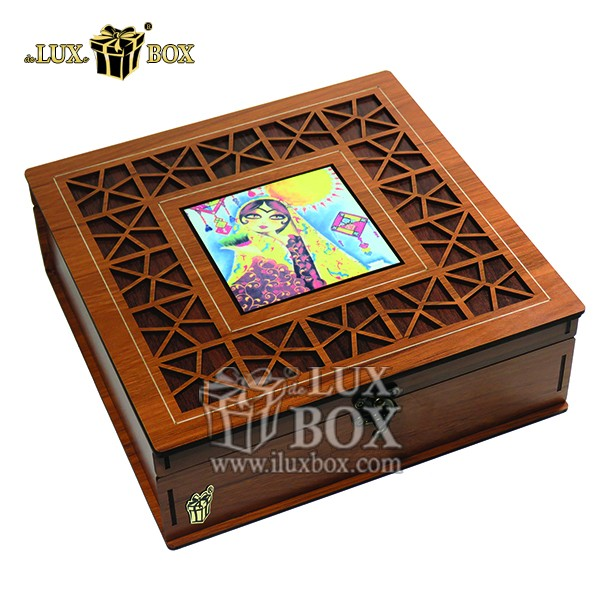 جعبه دمنوش پذیرایی چای کیسه ای تی بگ چوبی لوکس باکس کد LB2 , جعبه ، جعبه چوبی ، جعبه دمنوش ،جعبه پذیرایی دمنوش، جعبه چوبی پذیرایی ،جعبه پذیرایی ، جعبه ارزان دمنوش،جعبه پذیرایی و دمنوش ، جعبه کادویی دمنوش