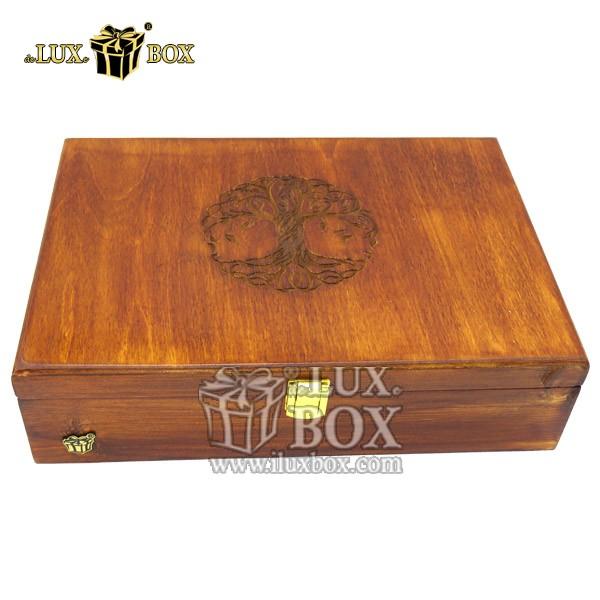 جعبه نفیس کادو هدیه چوبی لوکس باکس کد  LB136 , جعبه ، جعبه چوبی ، جعبه کادویی،باکس چوبی ، جعبه کادویی چوبی، جعبه ولنتاین ، جعبه کادویی ولنتاین، کادو ، کادوی لوکس ، بسته بندی کادو ، جعبه کادویی شیک ، خرید جعبه کادویی ، بسته بندی چوبی ، جعبه کادویی خاص ، جعبه لوکس چوبی ، بسته بندی لوکس ،جعبه شیک کادویی، لوکس باکس ، جعبه هدیه چوبی