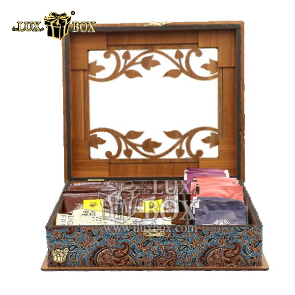 جعبه ، جعبه چوبی ، جعبه دمنوش ،جعبه پذیرایی دمنوش، جعبه چوبی پذیرایی ،جعبه پذیرایی ، جعبه ارزان دمنوش،جعبه پذیرایی و دمنوش ، جعبه کادویی دمنوش ،
