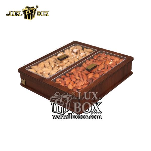جعبه چوبی آجیل و خشکبار،باکس آجیل،جعبه پذیرایی ،بسته بندی آجیل،جعبه کادویی آجیل، بسته بندی لوکس آجیل و خشکبار،جعبه پذیرایی آجیل و خشکبار لوکس باکس ، جعبه چوبی پذیرایی آجیل و خشکبار لوکس باکس،جعبه  آجی