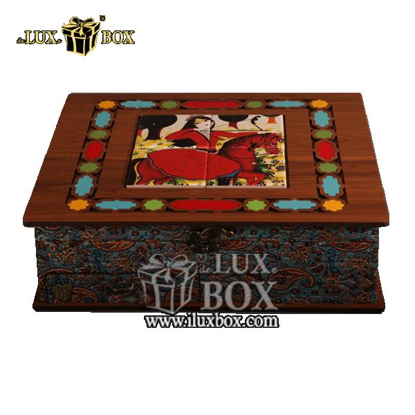 جعبه دمنوش پذیرایی چای کیسه ای تی بگ چوبی لوکس باکس کد LB 14 مدل کشو دار , جعبه ، جعبه چوبی ، جعبه دمنوش ،جعبه ، جعبه چوبی ، جعبه دمنوش ،جعبه پذیرایی دمنوش، جعبه چوبی پذیرایی ،جعبه پذیرایی ، جعبه ارزان دمنوش،