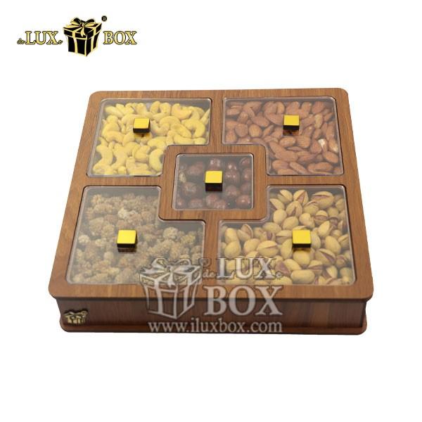 لوکس باکس،جعبه ، جعبه آجیل، جعبه آجیل و خشکبار،آجیل، خشکبار،بسته بندی آجیل،جعبه ارزان،جعبه ارزان آجیل، جعبه چوبی ارزان،آجیل کادویی، جعبه آجیل کادویی،جعبه شیک،جعبه لوکس،جعبه پذیرایی آجیل و خشکبار
