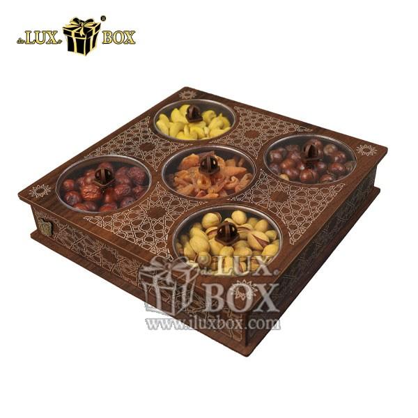 لوکس باکس،جعبه ، جعبه آجیل، جعبه آجیل و خشکبار،آجیل، خشکبار،بسته بندی آجیل،جعبه ارزان،جعبه ارزان آجیل، جعبه چوبی ارزان،آجیل کادویی، جعبه آجیل کادویی،جعبه شیک،جعبه لوکس،جعبه چوبی پذیرایی آجیل و خشکبار