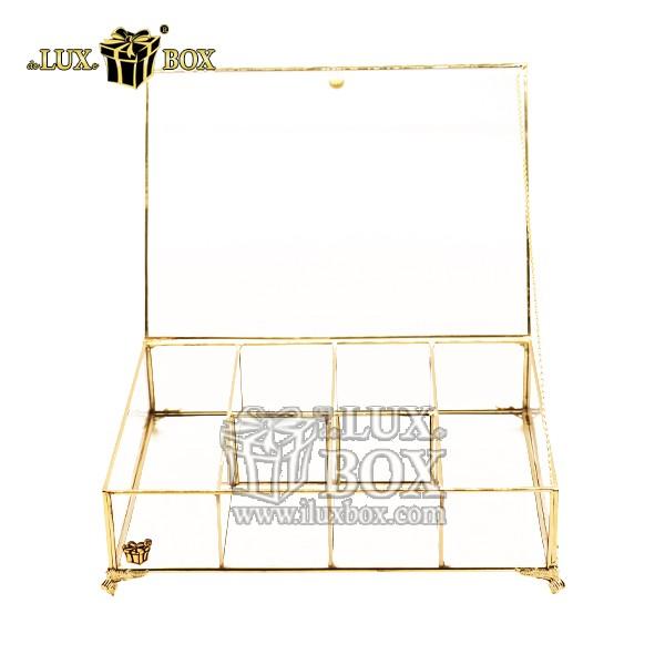 لوکس باکس ،خرید باکس شیشه ای، قیمت باکس شیشه ای  ، باکس شیشه ای کادو ، باکس پذیرایی شیشه ای ، فروش جعبه شیشه ای ، باکس شیشه ای کادو ،جعبه آجیل ، جعبه شیشه ای آجیل و خشکبار، جعبه شیشه ای آجیل و خشکبار