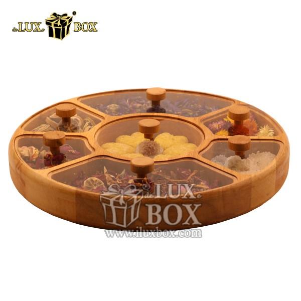 سینی سرو و پذیرایی چوبی دمنوش تی بگ لوکس باکس کدLB400 , لوکس باکس ,جعبه پذیرایی و دمنوش چوبی ,باکس دمنوش ,جعبه پذیرایی و دمنوش ,جعبه پذیرایی دمنوش ,باکس لوکس دمنوش ,جعبه کادویی دمنوش ,بسته بندی چوبی دمنوش ,جعبه پذیرایی و دمنوش لوکس باکس ,