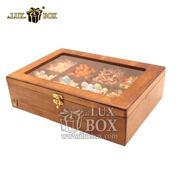 جعبه آجیل دست ساز ,باکس لوکس آجیل ,جعبه پذیرایی آجیل و خشکبار ,جعبه چوبی دست ساز آجیل ,آجیل کادویی ,بسته بندی آجیل ,جعبه پذیرایی آجیل و خشکبار لوکس باکس ,جعبه آجیل خشکبار پذیرایی چوبی لوکس باکس کد LB3