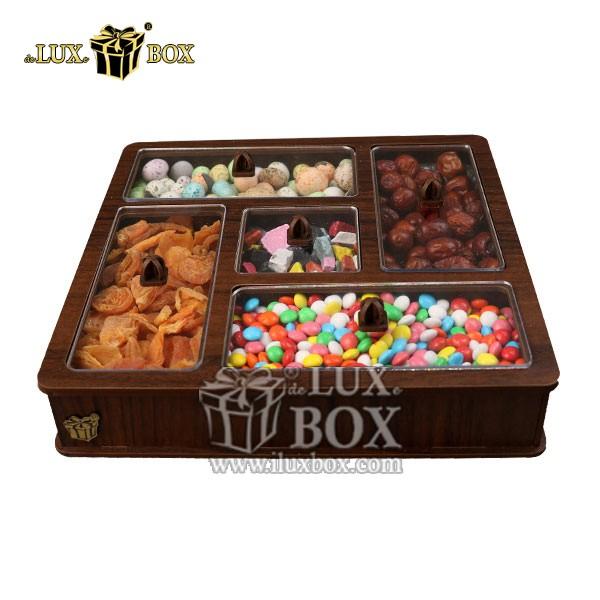 جعبه آجیل و خشکبار لوکس باکس کد LB28-11 , لوکس باکس، جعبه ، جعبه آجیل، جعبه آجیل و خشکبار،آجیل، خشکبار،بسته بندی آجیل،جعبه ارزان،جعبه ارزان آجیل، جعبه چوبی ارزان،آجیل کادویی، جعبه آجیل کادویی،