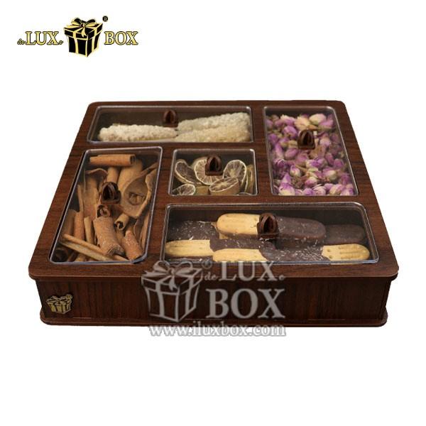 جعبه پذیرایی و دمنوش لوکس باکس کد LB28-11 , جعبه ، جعبه چوبی ، جعبه دمنوش ،جعبه پذیرایی دمنوش، جعبه چوبی پذیرایی ،جعبه پذیرایی ، جعبه ارزان دمنوش،جعبه پذیرایی و دمنوش ، جعبه کادویی دمنوش