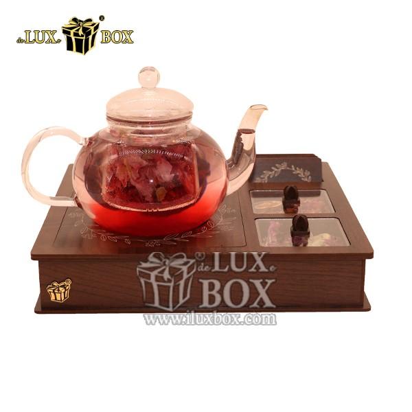 جعبه وارمردار دمنوش تی بگ کافی میکس لوکس باکس کد LB112-11 , جعبه ، جعبه چوبی ، جعبه دمنوش ،جعبه پذیرایی دمنوش، جعبه چوبی پذیرایی ،جعبه پذیرایی ، جعبه ارزان دمنوش،جعبه پذیرایی و دمنوش ، جعبه کادویی دمنوشtجعبه پذیرایی وار مردار ,جعبه پذیرایی چوبی وارمردار