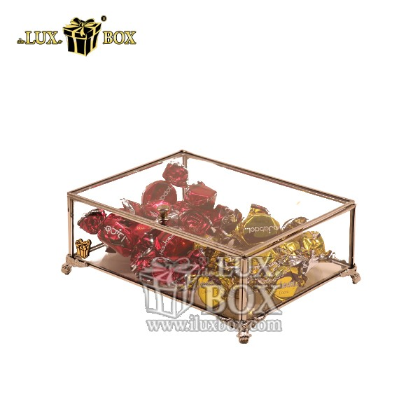 جعبه دمنوش پذیرایی شیشه ای لوکس باکس کد LBL601-S , لوکس باکس ، جعبه شیشه ای ،خرید باکس شیشه ای، قیمت باکس شیشه ای  ، باکس شیشه ای کادو ، باکس پذیرایی شیشه ای ، فروش جعبه شیشه ای ، باکس شیشه ای کادو ، باکس شیشه ای  ، باکس شیشه ای ارزان ، باکس شیشه ای کادو ، باکس پذیرایی شیشه ای ، ساخت باکس شیشه ای ، جعبه تی بگ شیشه ای ، فروش جعبه شیشه ای ، باکس شیشه ای کادو ،باکس دمنوش ، باکس رومیزی ،جای تی بگ دمنوش شیشه ای ، باکس شیشه ای دمنوش ، جعبه پذیرایی دمنوش ، جعبه پذیرایی شیشه ای