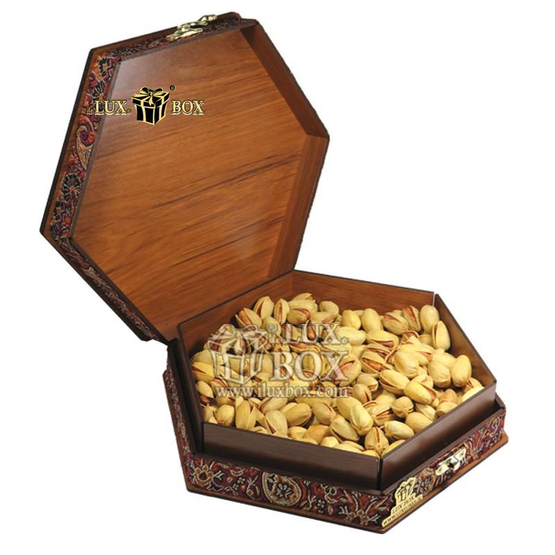اکس چوبی آجیل ,بسته بندی چوبی آجیل و خشکبار ,جعبه چوبی آجیل ,جعبه پذیرایی آجیل و خشکبار ,جعبه کادویی آجیل ,فروش جعبه تیلبغاتی ,بسته بندی لوکس ,جعبه شیک آجیل ,جعبه پذیرایی آجیل و خشکبار لوکس باکس ,جعبه