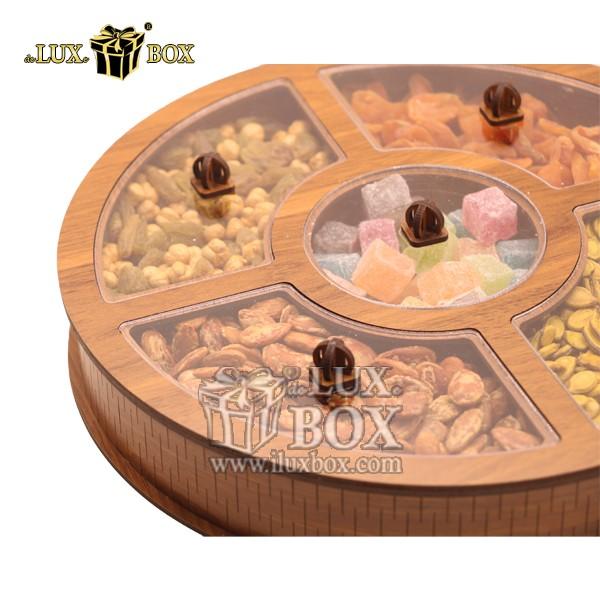 لوکس باکس، جعبه ، جعبه آجیل، جعبه آجیل و خشکبار،آجیل، خشکبار،بسته بندی آجیل،جعبه ارزان،جعبه ارزان آجیل، جعبه چوبی ارزان،آجیل کادویی