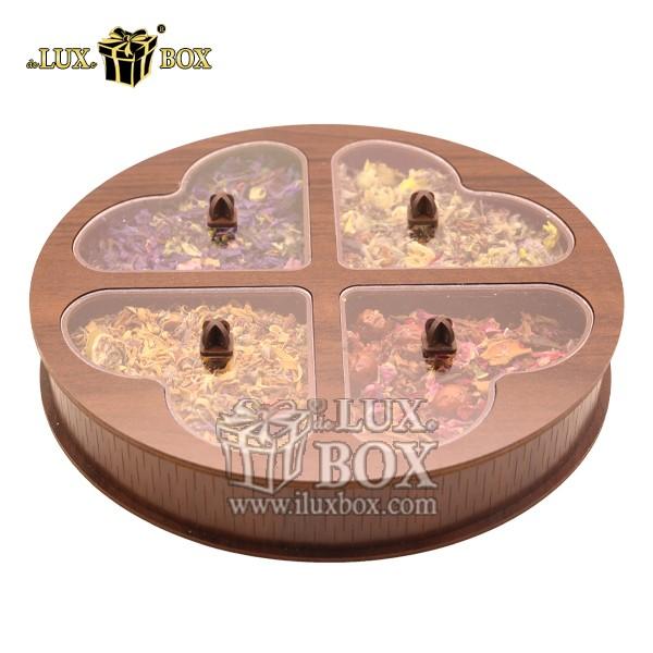 جعبه هدیه دمنوش پذیرایی چوبی لوکس باکس کد LB33-11 , جعبه ، جعبه چوبی ، جعبه دمنوش ،جعبه پذیرایی دمنوش، جعبه چوبی پذیرایی ،جعبه پذیرایی ، جعبه ارزان دمنوش،جعبه پذیرایی و دمنوش ، جعبه کادویی دمنوش